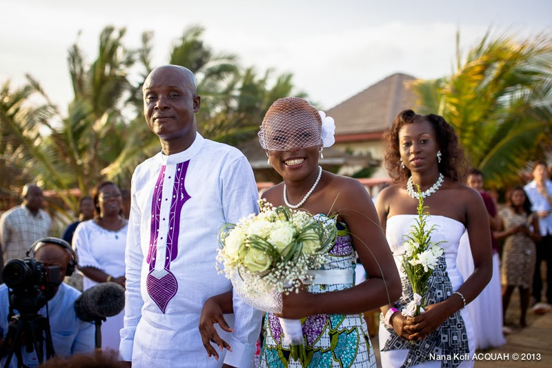 The Ghanaian Bride