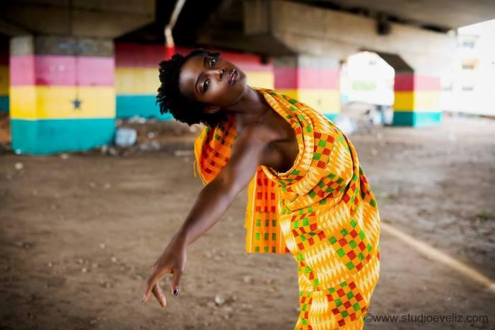 Actress MaameYaa Boafo Photo Credit:Studio Eveliz