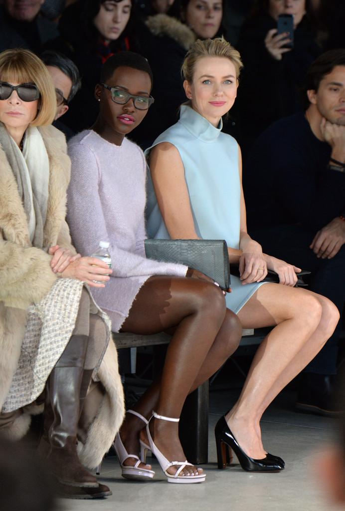 Lupita+Nyong+o+Front+Row+Calvin+Klein+Collection+4wLVIuHN0qSx