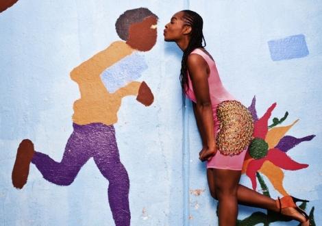 Rue 107 Summer/Spring Lookbook 2012