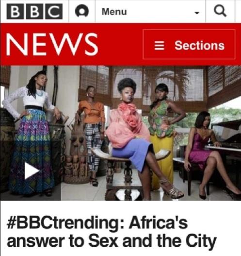 BBC Trending!