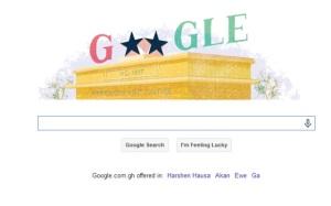 Google  Doodle 3/6/2014