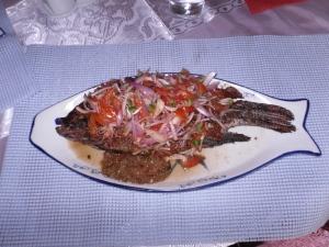 My yummy tilapia in 2010.