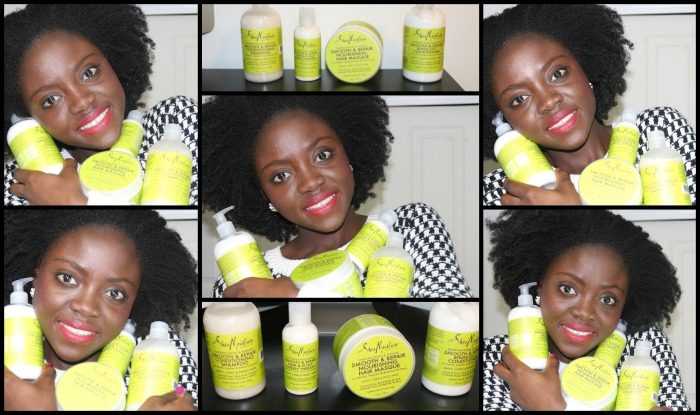 SheaMoisture Collage