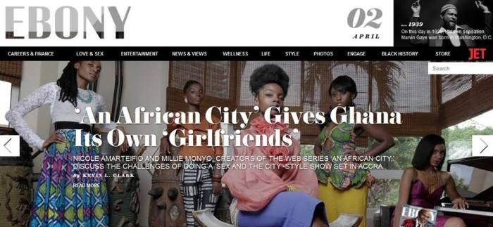 Ebony Feature