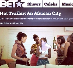 Feature on BET
