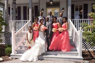 Wedding Party!