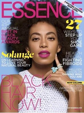 Solange Essence May 2014