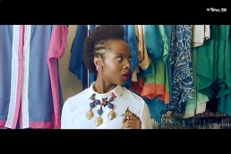 Nana Yaa played by MaameYaa Boafo