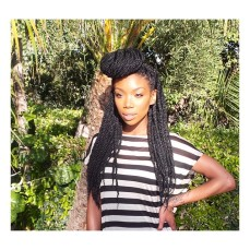 Brandy IG pics