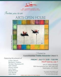 artsi  open house