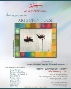 artsi  open house
