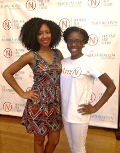 Natural Chica and I