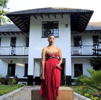 Marie Aly Humbert:Destination Ghana