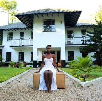 Maame Adjei:Destination Ghana