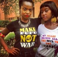 An African City Stars MaameYaa Boafo and Nana Mensah