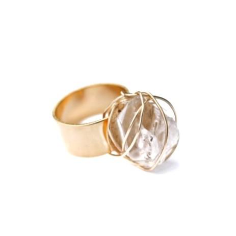 chakra band ring