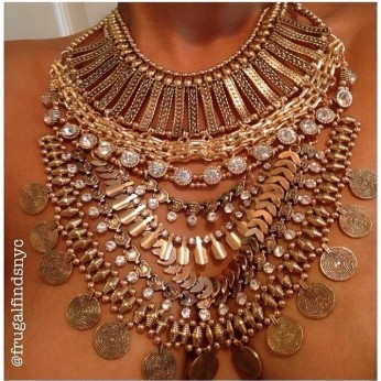 rugalFinds NYC:Arabia Necklace-$49.00