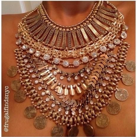 Arabian Nights Necklace $49.99