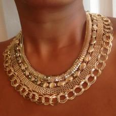 Multi Link Collar Necklace 19.99
