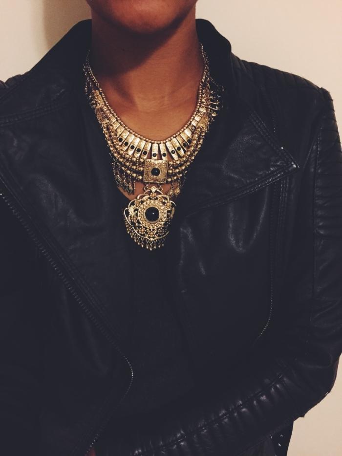 Alex Elle forever 21 necklace