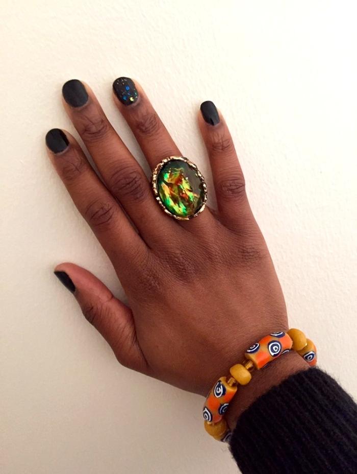 BLK nails