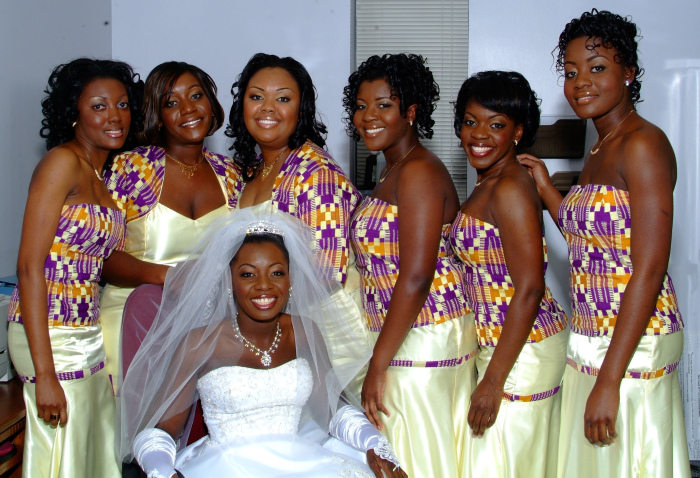 bff's sisters wedding