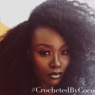 Crochet Braids Nyc : Crochet braids done by Constance Esotu NYC { @_ethnicity} # ...