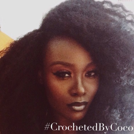 #CrochetedByCoco
