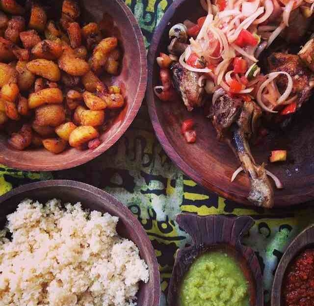 A wknd in Accra