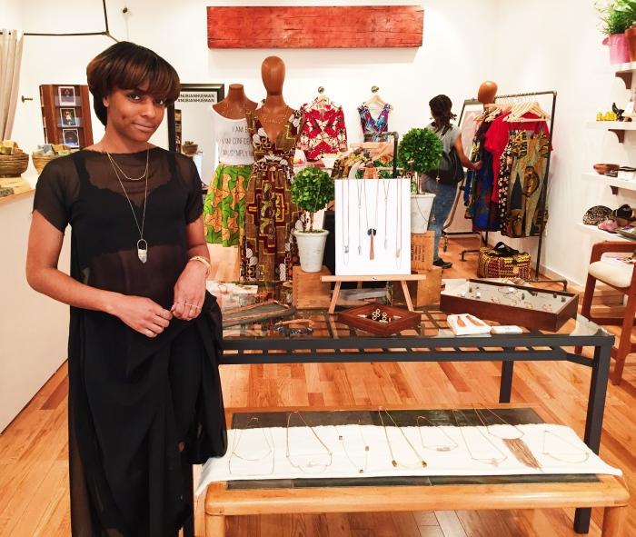 Paula Michelle x Nubian Hueman