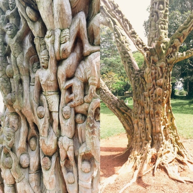 Aburi Botanical Garden, Aburi
