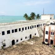 Elmina Slave Dungeon, Elmina Ghana