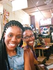 Twins-Amma & Abena